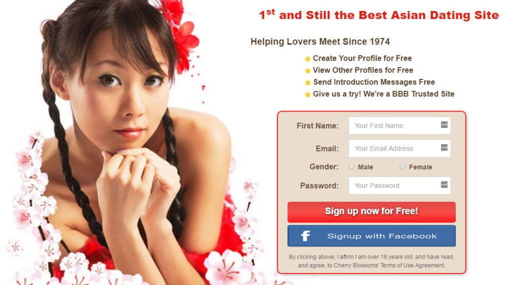 Blossoms dating website