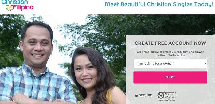 Flippino christian dating site